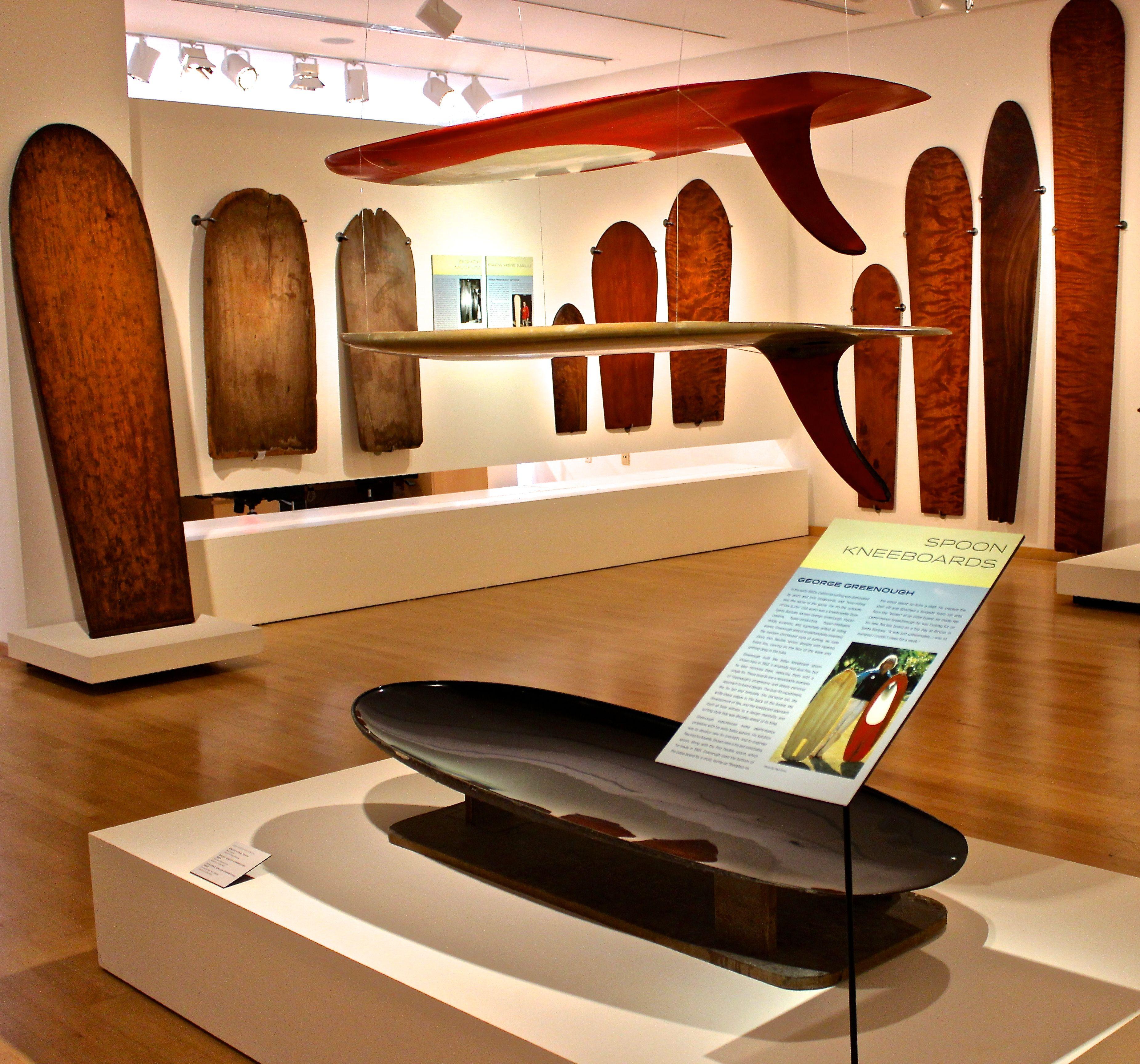 Surf Craft Exhibit The Craft Hydrodynamica